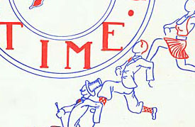 Beating Time (1938)