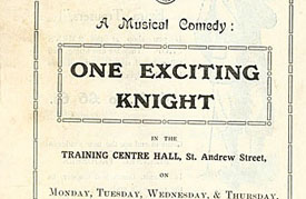 One Exciting Knight (1925)